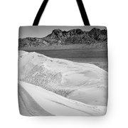 Kelso Sand Dunes 2 Bw Tote Bag
