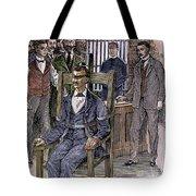 Kemmler Execution Tote Bag