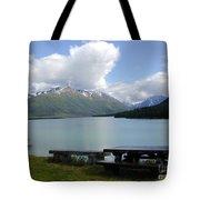 Kenai Lake Tote Bag