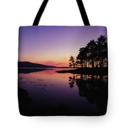 Kenmare Bay, Co Kerry, Ireland Sunset Tote Bag