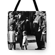 Kennedy Funeral, 1963 Tote Bag