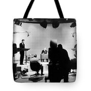 Kennedy/nixon Debate, 1960 Tote Bag