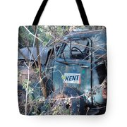 Kent Chevy Truck Tote Bag