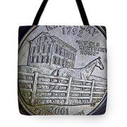 Kentucky 2001 Tote Bag