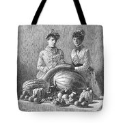 Kentucky: Fair, C1889 Tote Bag