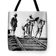 Kenya-uganda Railway 1901 Tote Bag