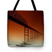 Key Bridge Tote Bag