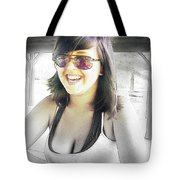 Keyona Tote Bag