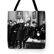 Keystone Cops Tote Bag