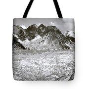 Khumbu Glacier Tote Bag