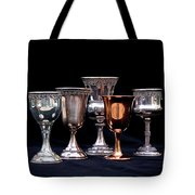 Kiddush Cups Tote Bag