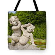 Kids At Play Tote Bag