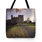 Kilkea Castle, Co Kildare, Ireland Road Tote Bag