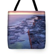 Killala Bay, Co Sligo, Ireland Bay At Tote Bag