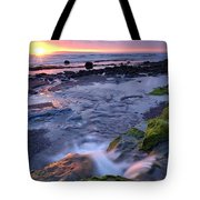 Killala Bay, Co Sligo, Ireland Sunset Tote Bag