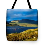 Killary Harbour, Co Galway, Ireland Tote Bag