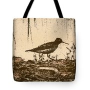 Killdeer Tote Bag