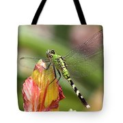 Killer In Green Tote Bag