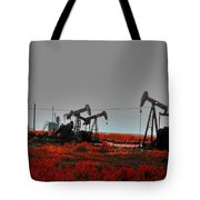 Killing Ground Tote Bag