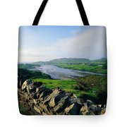 Killybegs, Co Donegal, Ireland Stone Tote Bag