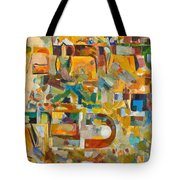 Kindness And Mercy Are Before Hashem's Glory Tote Bag