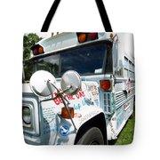 Kindness Bus 4 Tote Bag