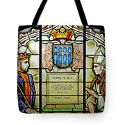 King Alfonso Vi ... Tote Bag