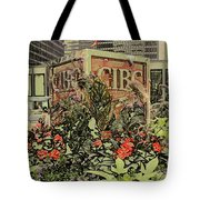 King And Bay Streets Tote Bag