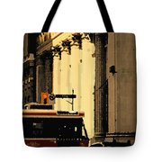 King Car Tote Bag