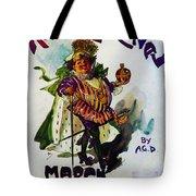 King Carnaval March - Mardi Gras Tote Bag