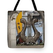 King David's Harp Tote Bag