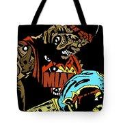 King James Tote Bag