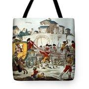 King Louis Xvi: Arrest Tote Bag