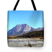 King Mountain Tote Bag