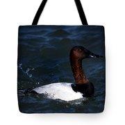 King Of Ducks Tote Bag