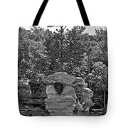 King Of The Hill Pictured Rocks Tote Bag