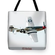 King Of The Skies Tote Bag