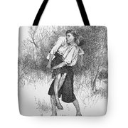 King Williams War, C1690 Tote Bag
