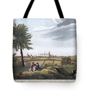 Kings College, New York Tote Bag by Granger
