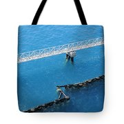 King's Wharf Tote Bag