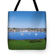 Kinsale, Co Cork, Ireland Boats And Tote Bag