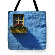 Kinsale, Co Cork, Ireland Cottage Window Tote Bag