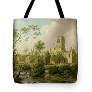 Kirkstall Abbey - Yorkshire Tote Bag