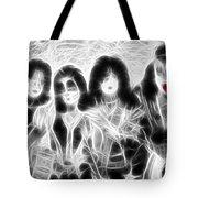Kiss Magical Tote Bag