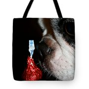 Kiss Me Cute Tote Bag