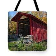 Kissing Bridge 2 Tote Bag