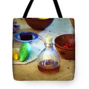 Kitchen Americana Tote Bag