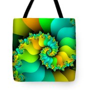 Kitchen Garden Tote Bag