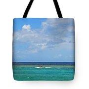 Kitesurfing In Kauai II Tote Bag