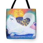Kitties For Jenny Tote Bag